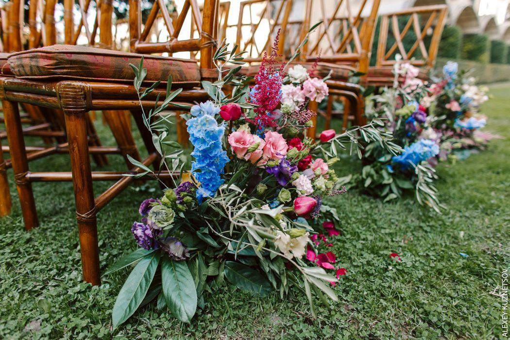 Botanica Decor флористика и декор