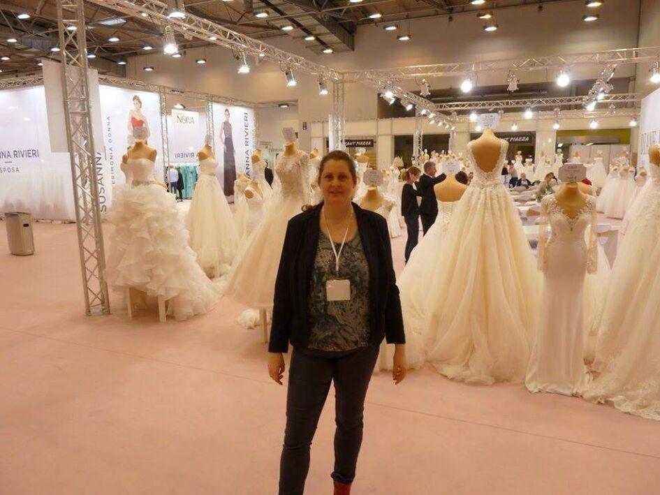 Bruidsmode Mariska