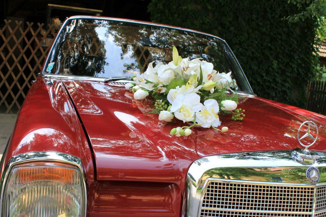 Das perfekte Hochzeitsauto, für die ganze Familie!