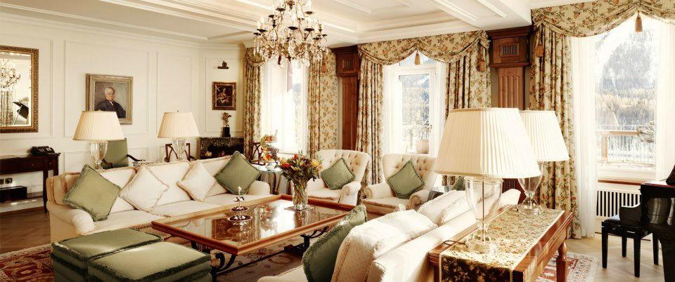 Beispiel: Unvergleichlicher Luxus an Ihrem Hochzeitstag, Foto: Badrutt's Palace Hotel.