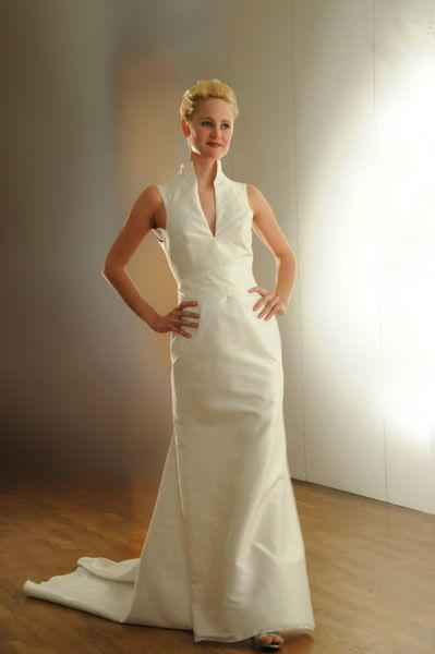 Beispiel: Ihr persönliches Brautkleid, Foto: Meister Couture.