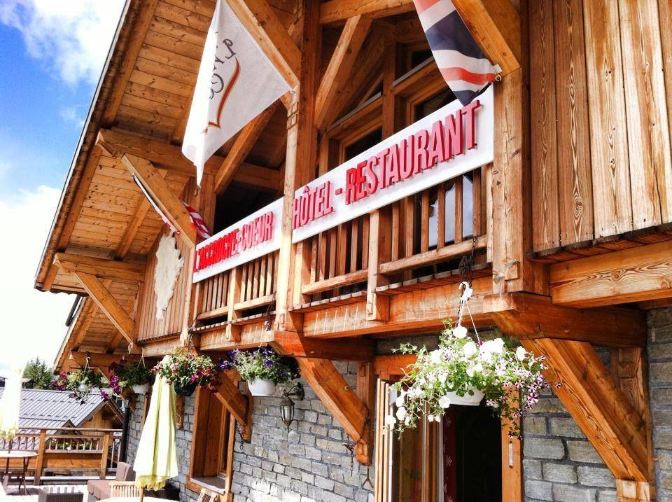 Chalet hôtel L'Accroche Coeur