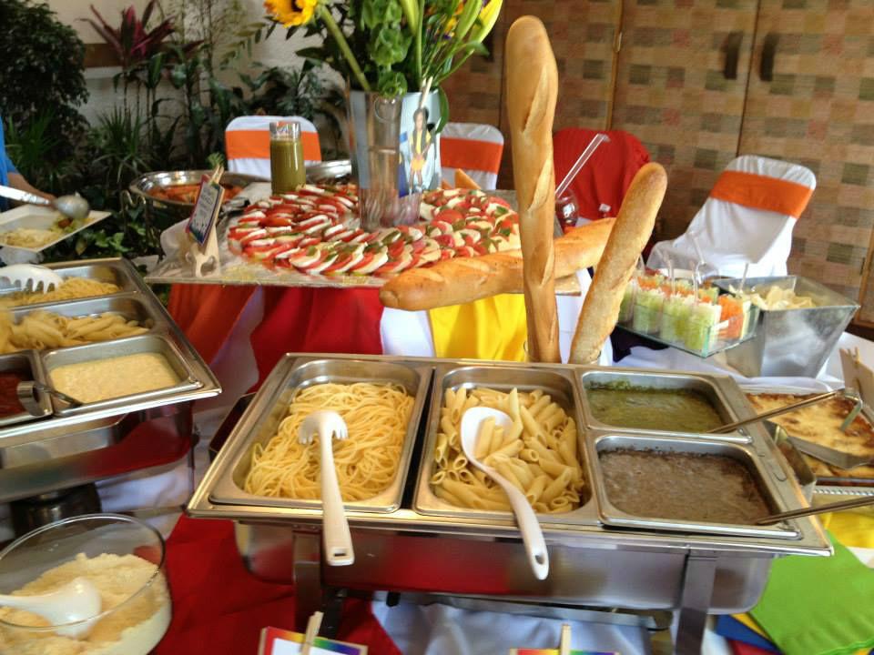 Bufette Italiano.