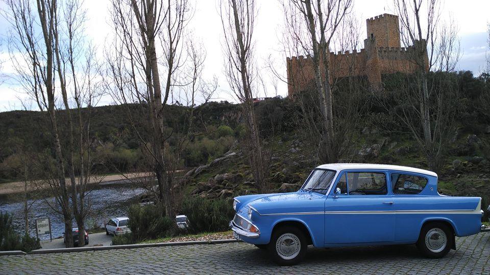 Ford Anglia Eventos