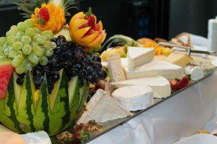 Beispiel: Leckere Gerichte und Fingerfood, Foto: Das exklusive Buffet.