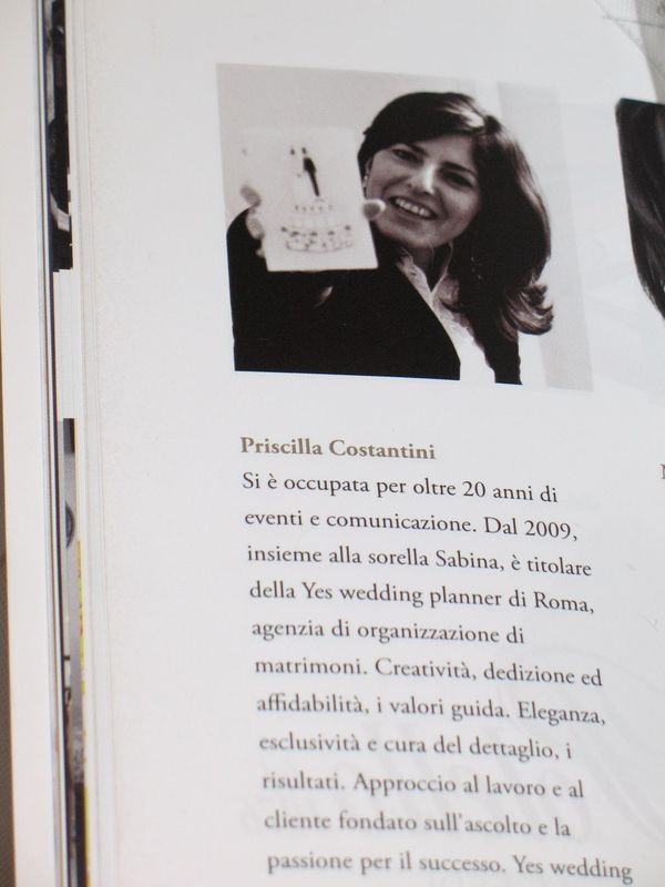 Priscilla Costantini su Women&Bride