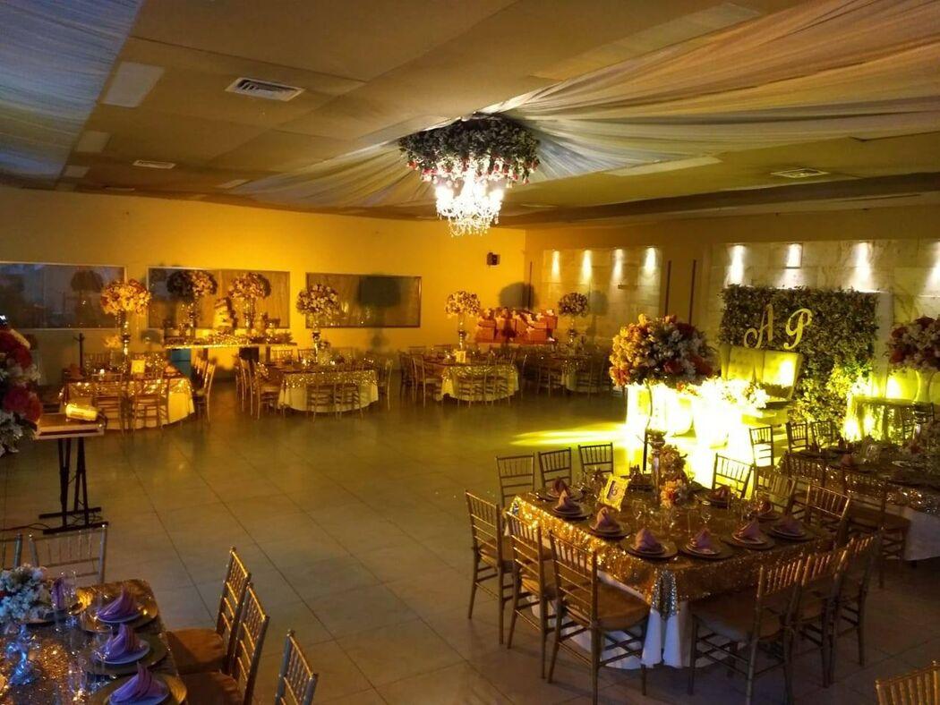 Salón de Eventos Madeiras
