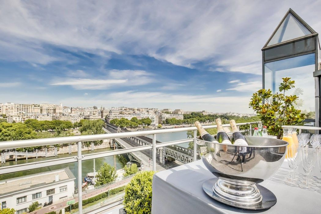 Rooftop Grenelle
