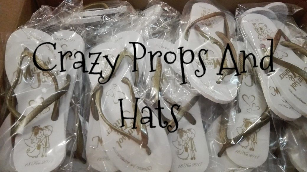 Crazy Props and Hats