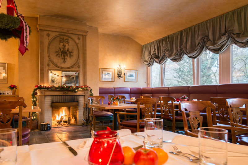 Beispiel: Tischdekoration, Foto: Landhaus Höpkens Ruh.