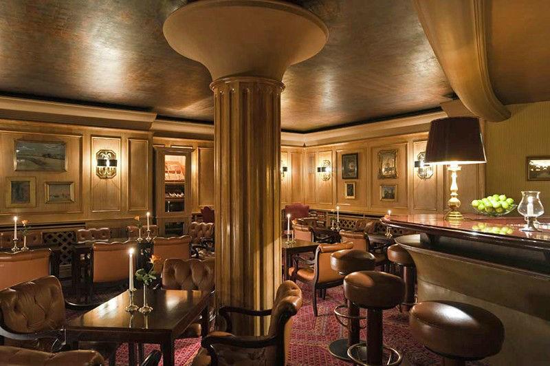 Beispiel: Barbereich, Foto: Grandhotel Hessischer Hof.