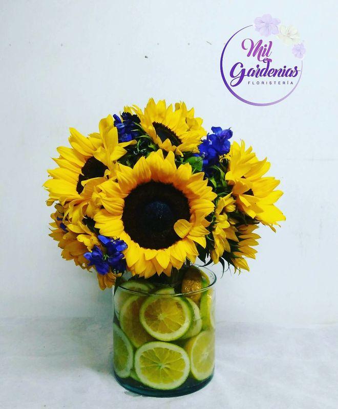 Floristería Mil Gardenias