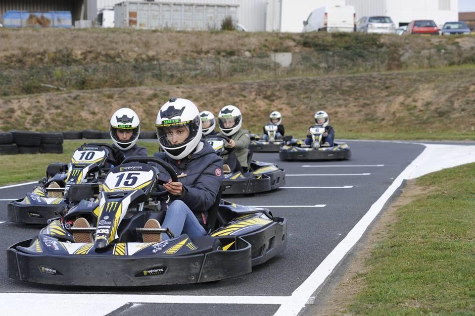 Karting Evasion