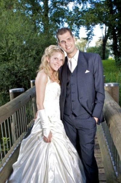 Beispiel: Der perfekte Begleiter für den Bräutigam, Foto: Romeo Fashion.