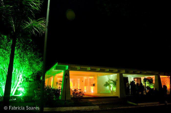 Salão da Pérgula - Clube Marapendi.Foto: Fabrícia Soares