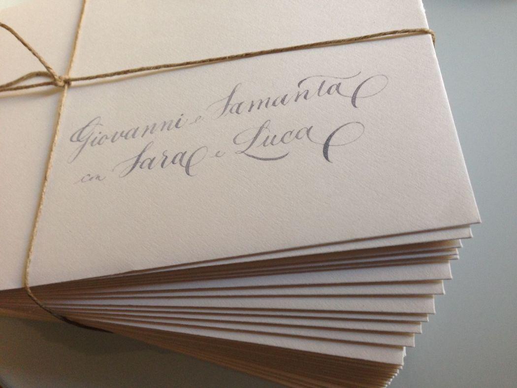 RM 90 Nomi scritti a mano