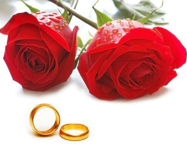 Beispiel: Hochzeitsfloristik, Foto: AFLORA – Blumenfachgeschäft.