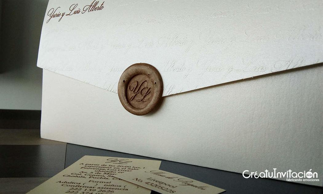 Crea tu Invitación - Puebla