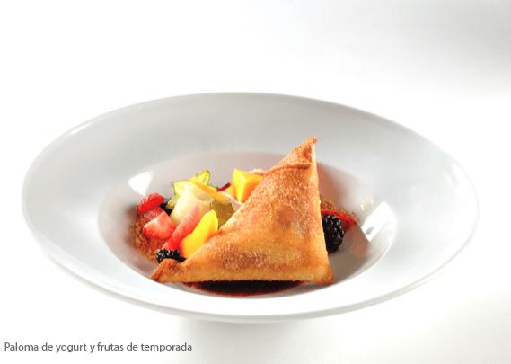 Desayunos diversos con frutas e ingredientes de la más alta calidad - Foto Banquetes Ambrosía