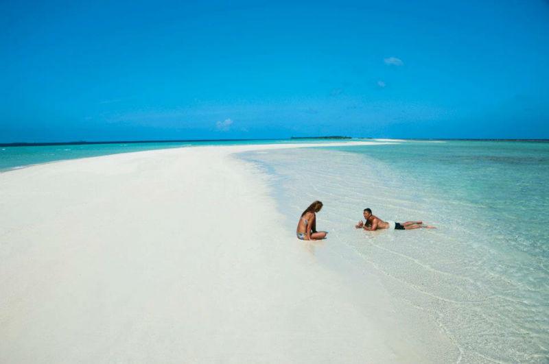 Urlaubsgefühl im Paradies, LUX* Maldives