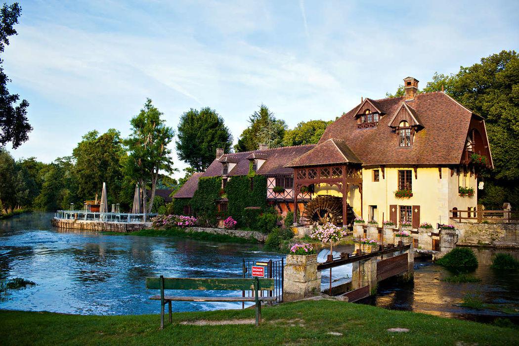 Moulin de Fourges