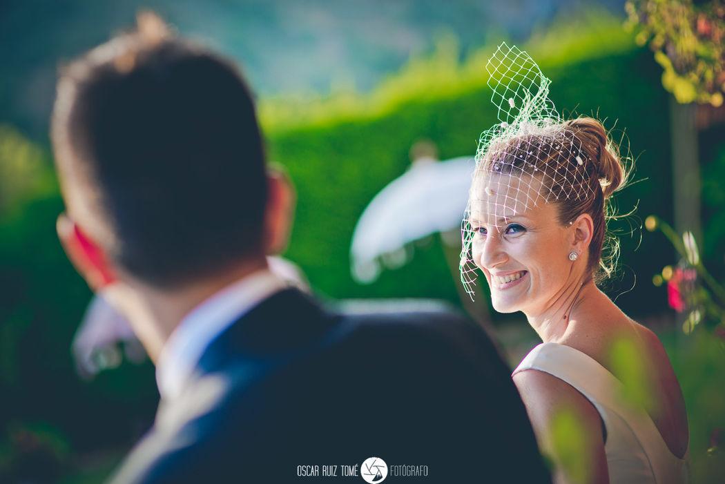 Oscar Ruiz Tomé, Fotógrafo de bodas, exteriores