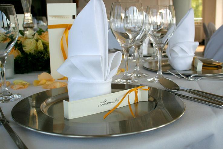 Beispiel: Ihr professioneller Catering-Service, Foto: Brunckhorst Catering.