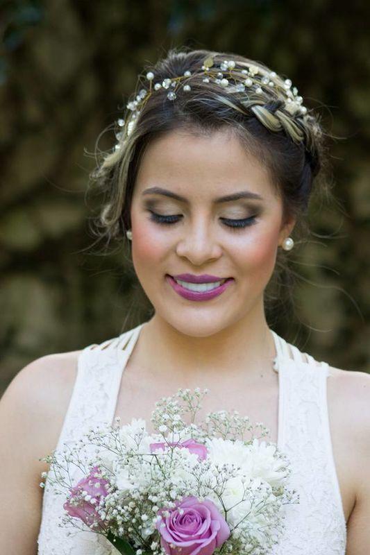 Natalia Carvajal Makeup