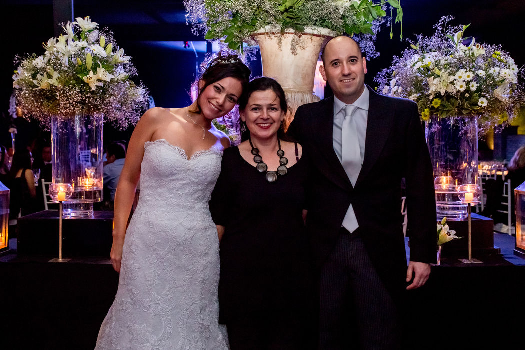 Matrimonio Karina y Diego  en Kuchenhaus