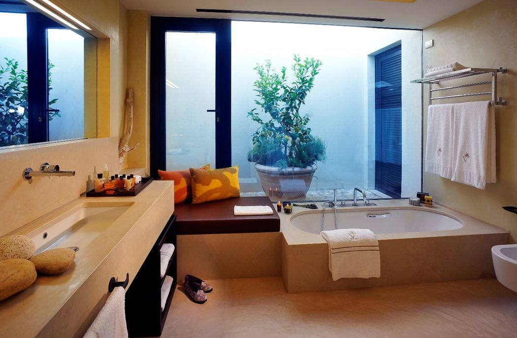 Verdura Resort, Grand Suite, bathroom