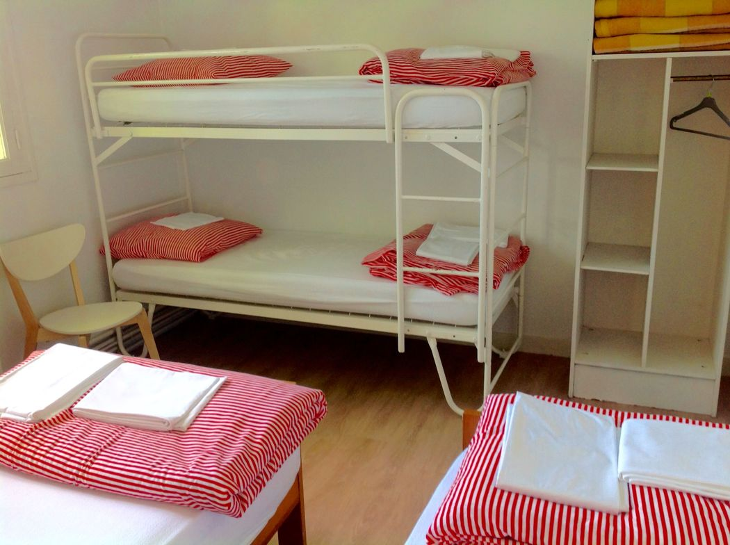 44 couchages en gîte