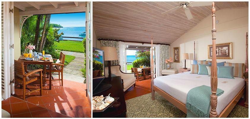 Beispiel: Zimmerbeispiel, Foto: Sandals Resorts International.