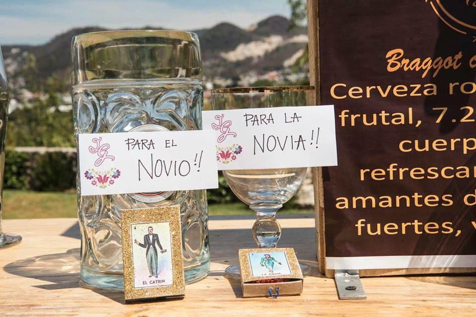 Marina Gascón Event Planner