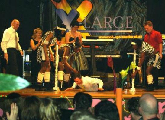 Tanzband X-LARGE
