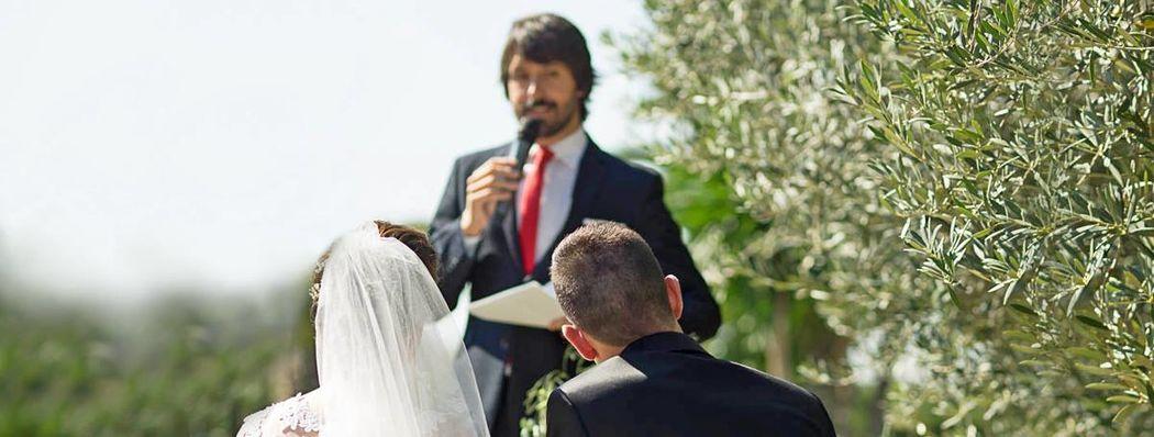 Sergio - Maestro de ceremonias