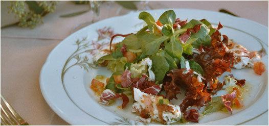 Beispiel: Gastronomie, Foto: Dattler Schlossbergrestaurant.