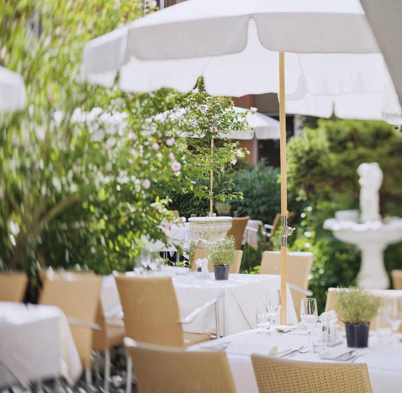 Beispiel: Atrium-Garten, Foto: Mövenpick Hotel Zürich-Regensdorf.