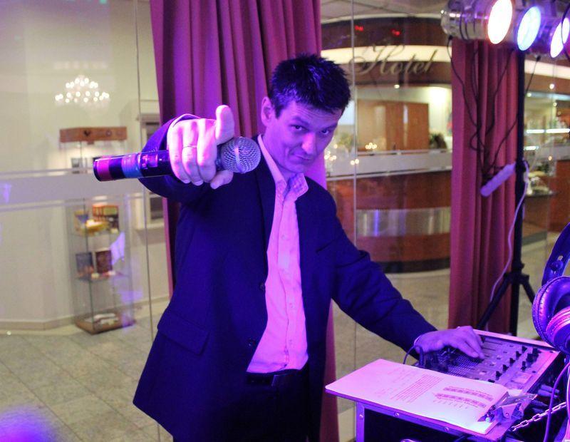 DJ Rafał Tomkiewicz