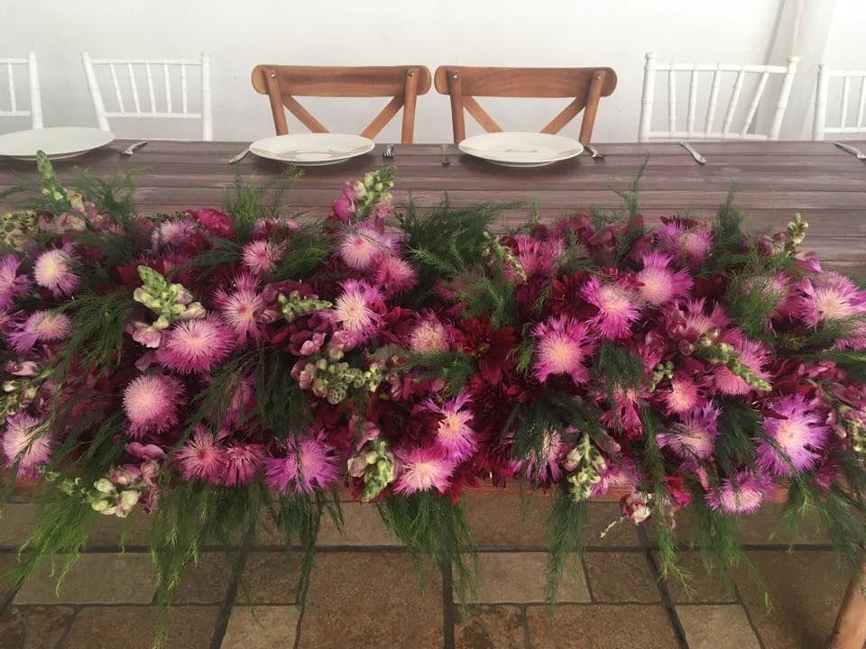 Flores Al Aire