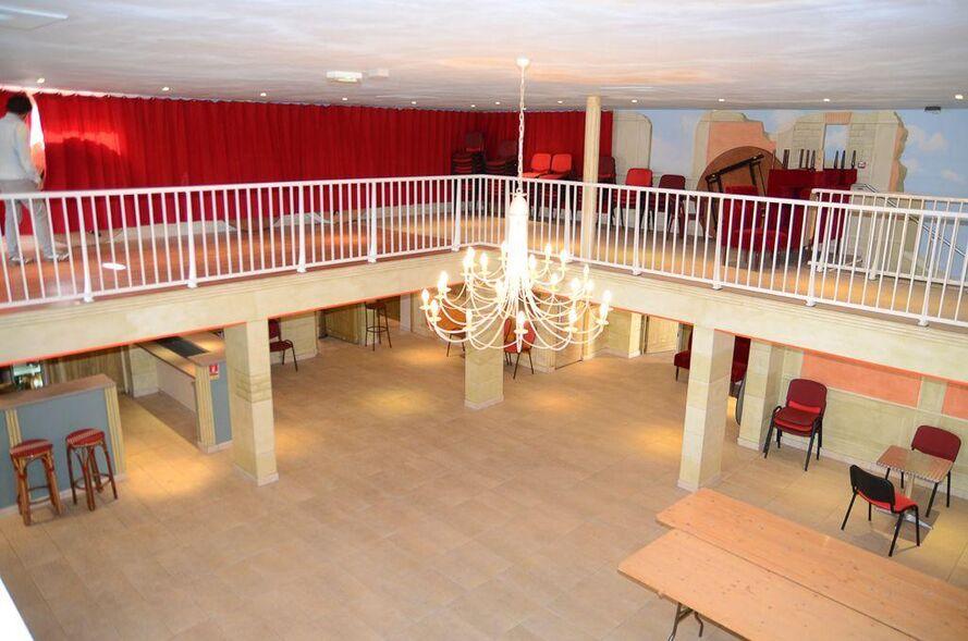 La Salle d'Ô