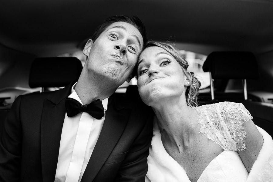 Mariage décontracté et fun