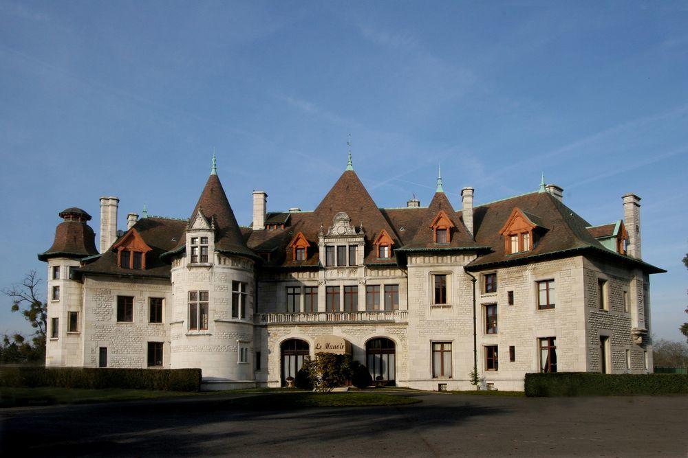 Les Manoirs de l'Oise: Deux lieux de réception
