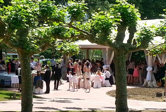 Catering El jardín
