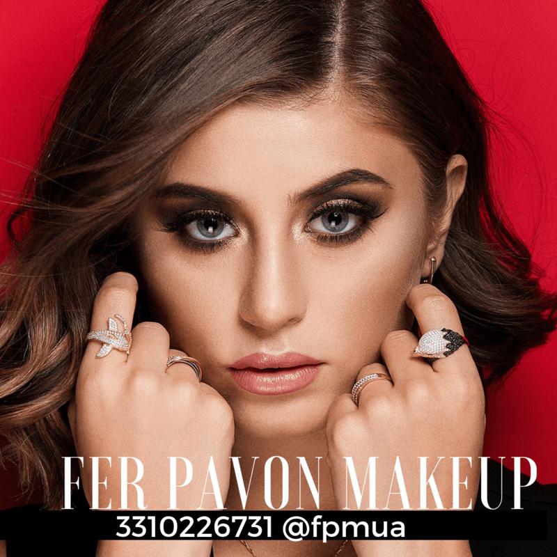 Fer Pavon Makeup