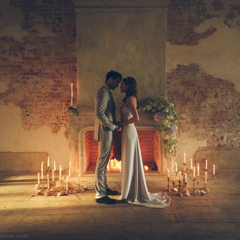 Наши подсвечники на творческой фотосессии. Совместный проект с командой instagram.com/@tandem_wedding