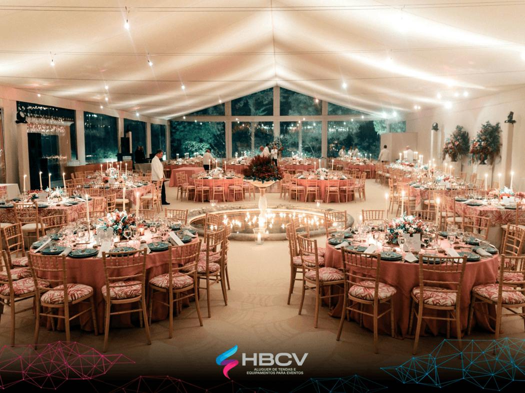 HBCV- Aluguer de Tendas e Equipamentos para Eventos