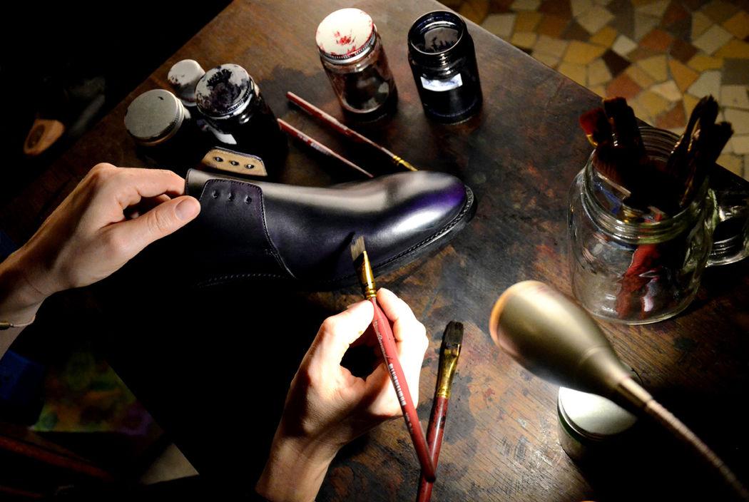 La patine Shoe Up