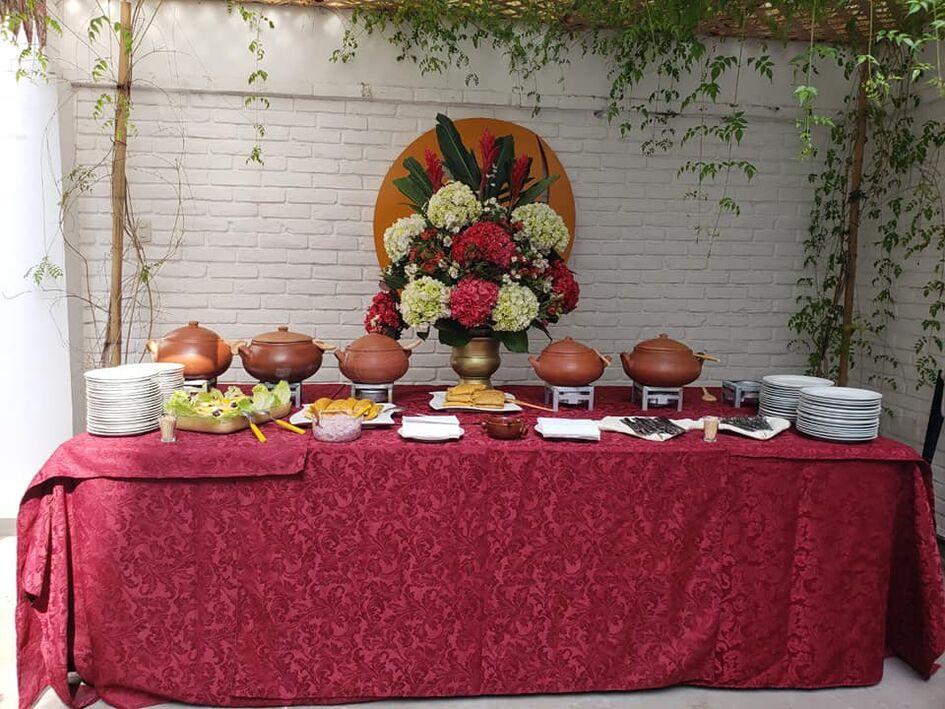 Banquetes & Katering Ariana & Shande