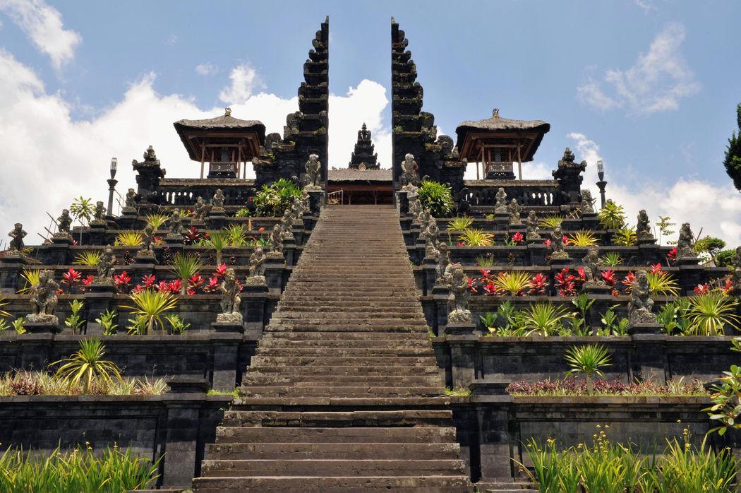 Templo Besakih en Bali