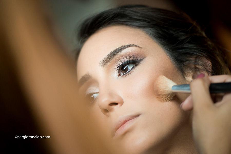 Maquiagem Casamento Rio de Janeiro Manu Guerra Makeup Foto: Sergio Ronaldo